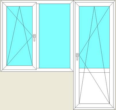 Дізнатися розмір стандартних вікон